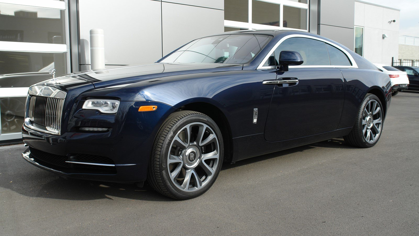 Pre-Owned 2018 Rolls Royce Wraith 2DR CPE