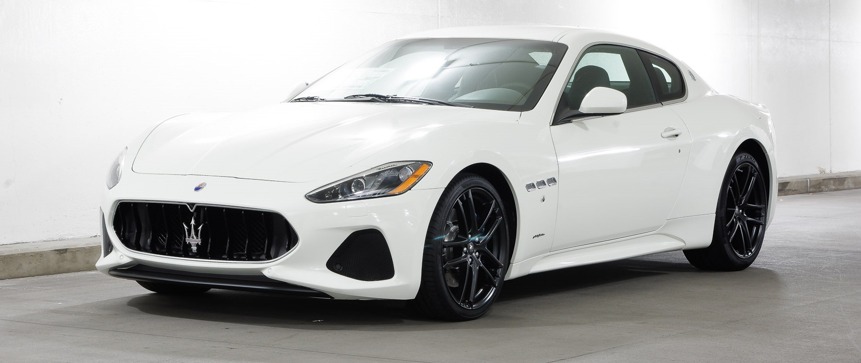 New 2018 Maserati GranTurismo Sport 2dr Car in Salt Lake City