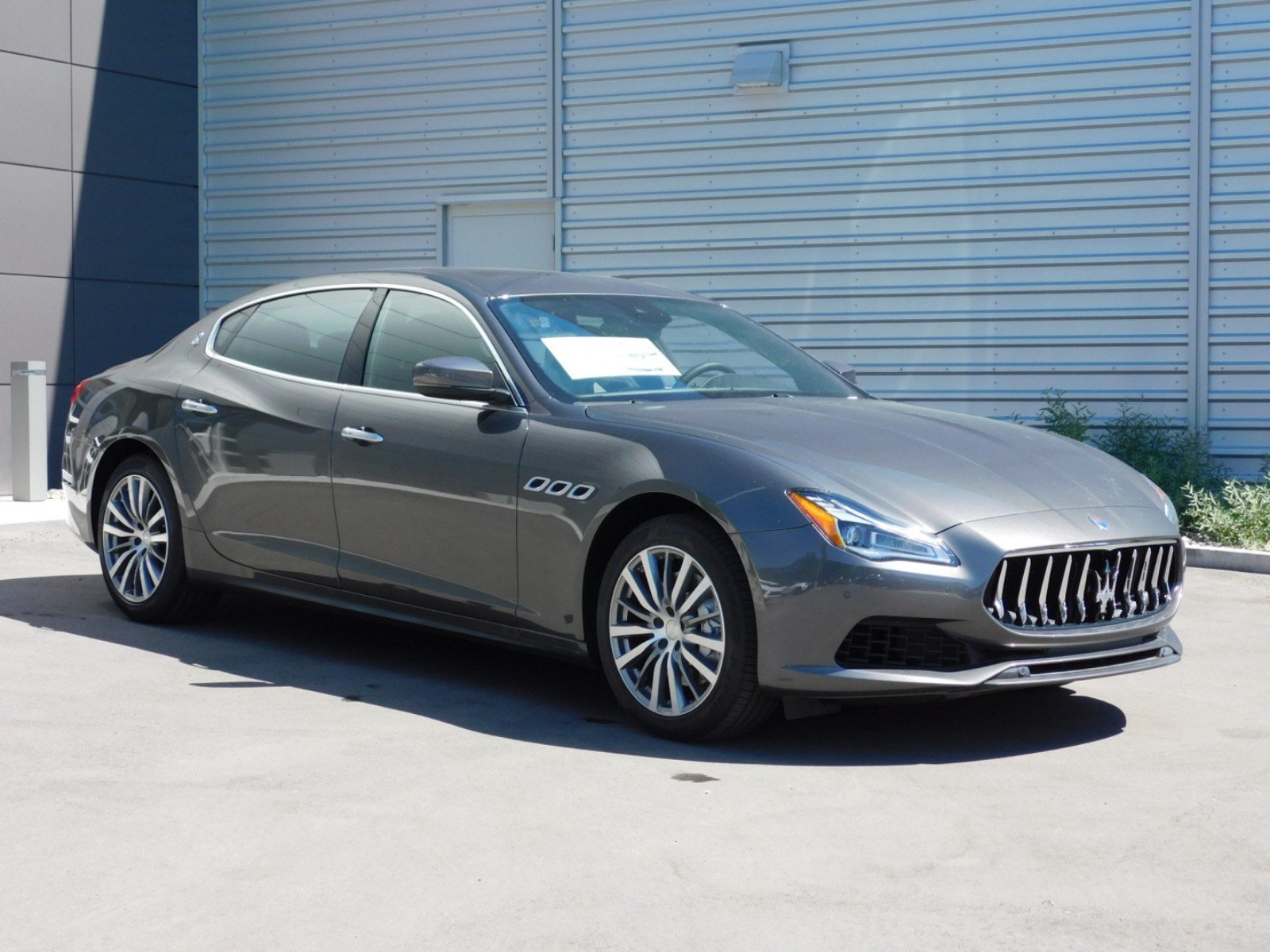 new 2018 maserati quattroporte s q4 4dr car in salt lake city