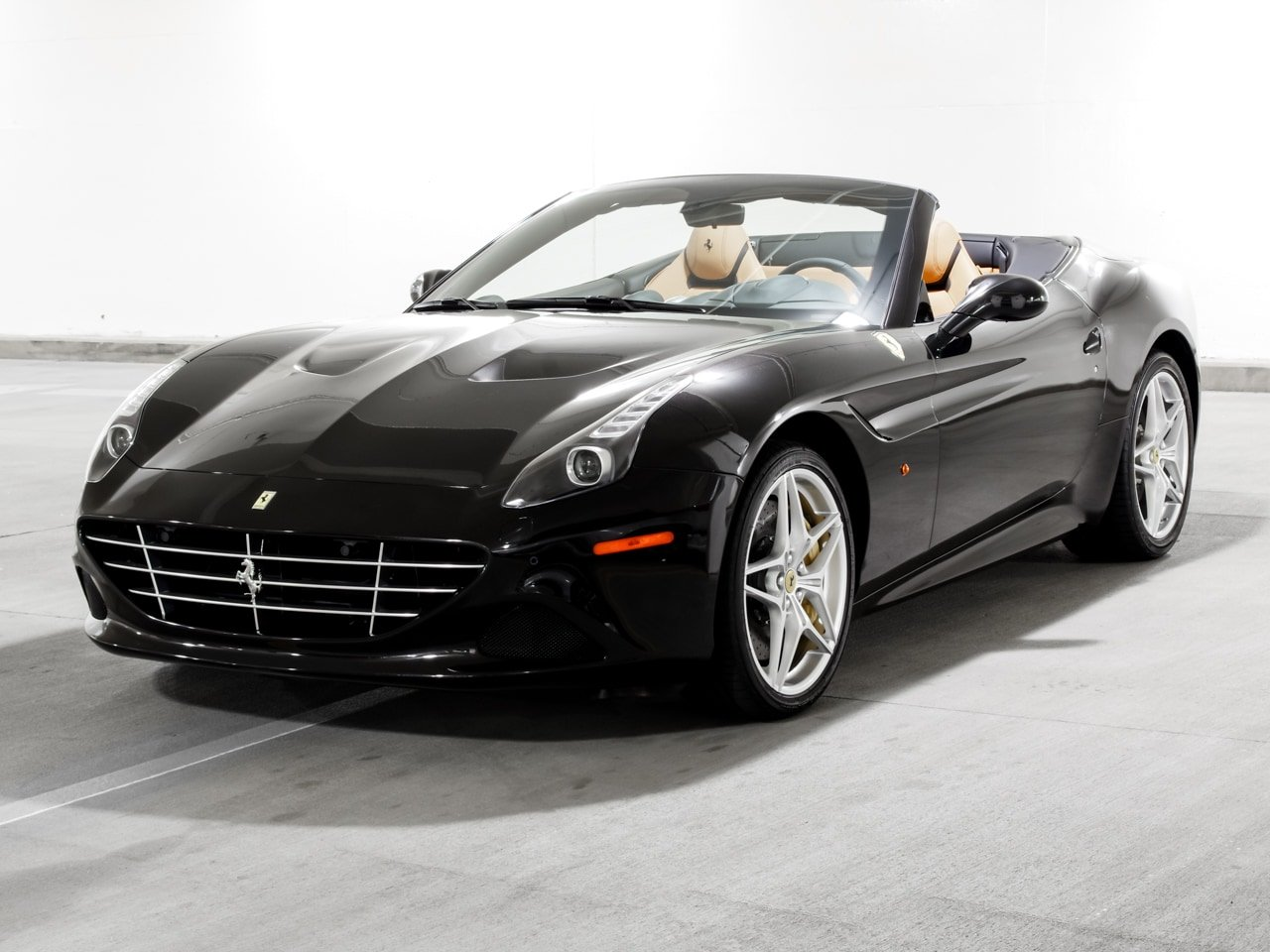 Certified Pre Owned 2017 Ferrari California T Convertible