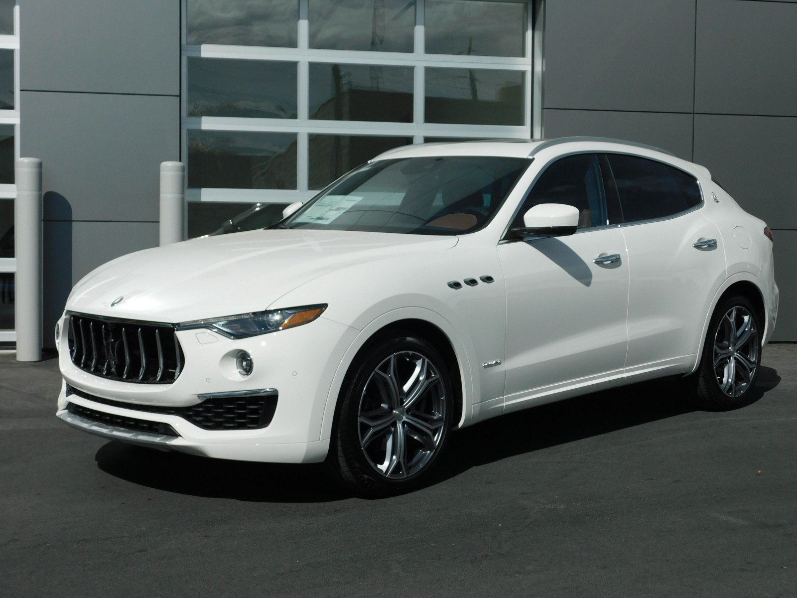 New 2019 Maserati Levante GranLusso Sport Utility in Salt Lake City