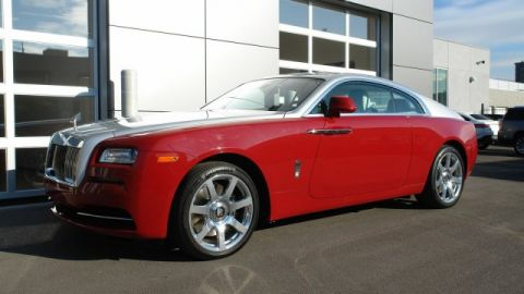 Pre-Owned 2015 Rolls Royce Wraith 2DR CPE