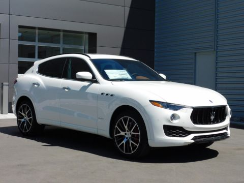 New 2018 Maserati Levante S GranSport